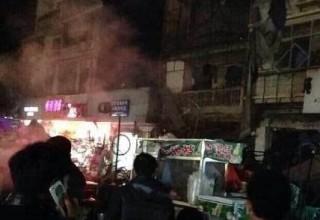 Взрыв газа у китайского супермаркета унес жизни 6 человек