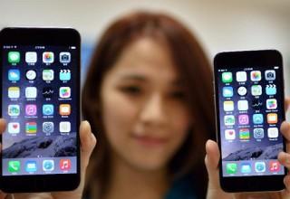 Китай впервые обогнал США по продажам iPhone