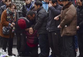 В Шанхае отменили празднование китайского Нового года