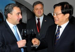 Грузия продолжит экспансию на китайский рынок вина