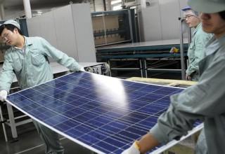 Китай увеличил выработку солнечной электроэнергии на 200 процентов