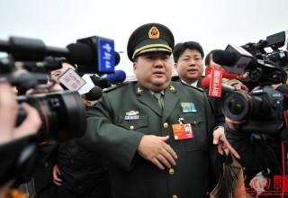 Китайские военные с лишним весом не будут получать повышение в звании