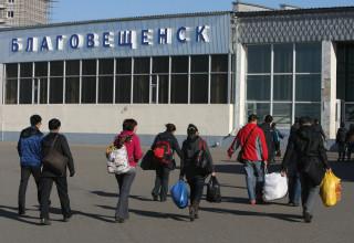 Пункты пропуска между РФ и КНР в Приамурье закроют на праздник Весны