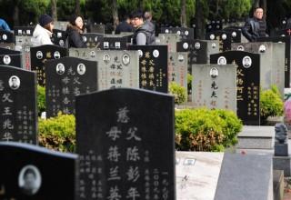Китаец очнулся на собственных похоронах и разрыдался