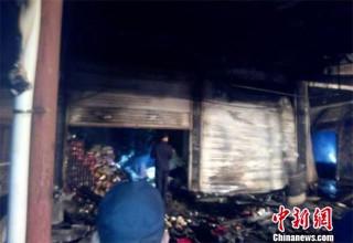Взрыв в магазине фейерверков унес жизни пяти человек