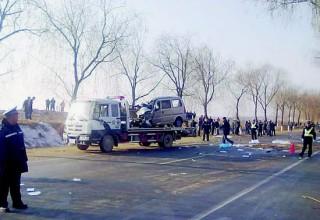 10 самых опасных автомагистралей КНР