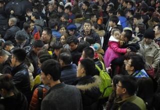 Китайские «новогодние миграции» могут влиять на изменение климата
