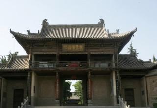 В Китае завершено восстановление 1300-летнего храма