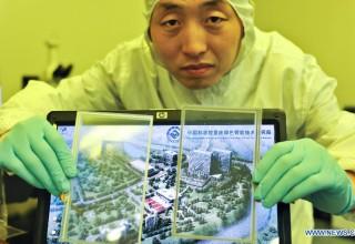 В Китае презентован первый смартфон с наноматериалом графеном