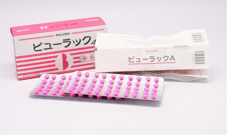 таблетки от запора Kokando Япония