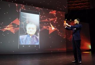 Джек Ма представил технологию оплаты покупок с помощью селфи