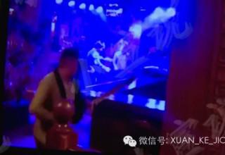 Опасный Шанхай: двое убиты в драке на мачете в баре района Пудун