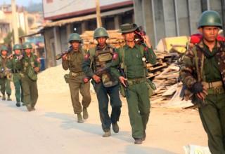 Самолет Мьянмы сбросил бомбу на территорию Китая