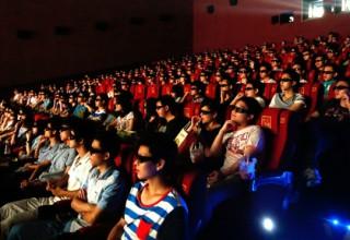 Китайский кинопрокат впервые обогнал американский