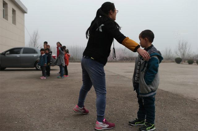 ВИЧ-инфицированные дети в Китае