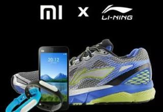 Li Ning и Xiaomi создадут первые китайские смарт-кроссовки