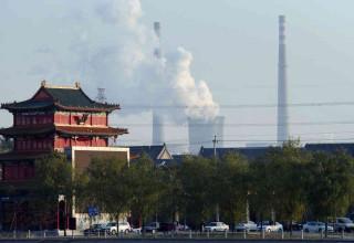 К 2017 году в Пекине закроют все угольные электростанции