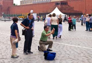 Туристический чартерный рейс Гуанчжоу—Москва открывается 1 апреля