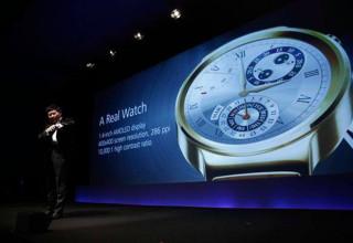 Huawei представил свою первую модель смарт-часов