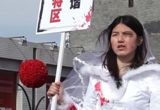Две китайские феминистки были арестованы накануне 8 марта
