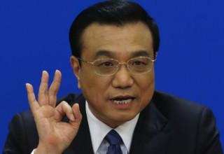 Ли Кэцян: Китай не вмешивается в проблему Крыма