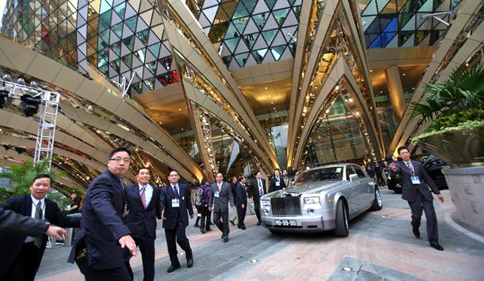 китай самые богатые