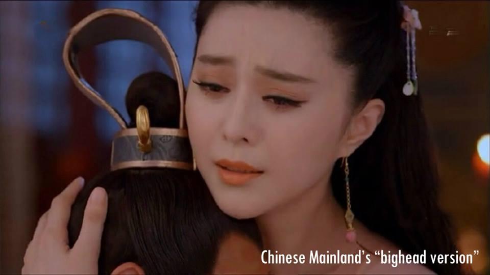 «Говорящие головы» появились в сериале «Императрица Китая» после цензуры