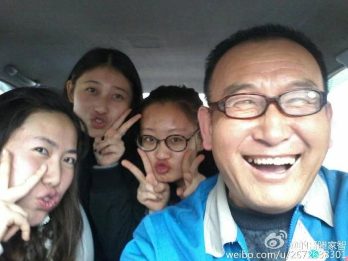 китайский таксист