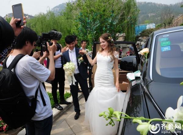 китаец и русская невеста