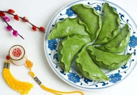цинмин еда китай