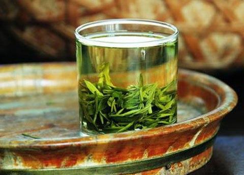 Чай сорта лунцзин