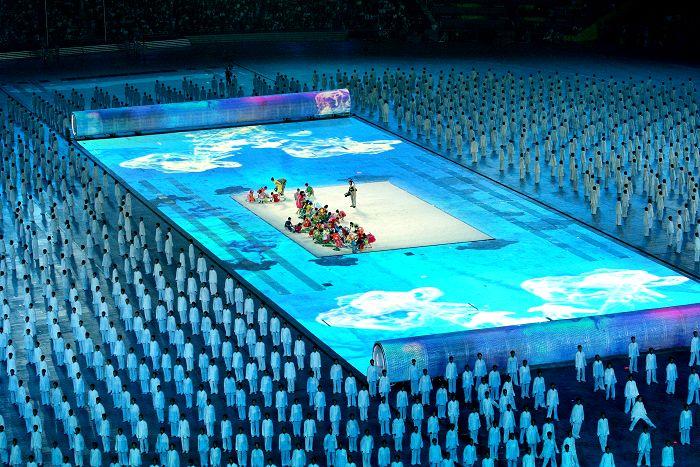 Церемония открытия Олимпийских Игр 2008