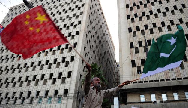 Пакистан Китай экономический коридор