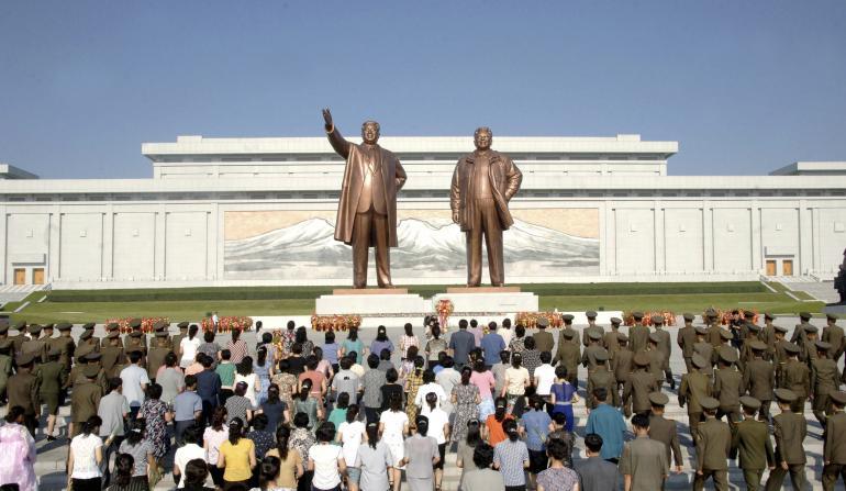 туризм в северную корею
