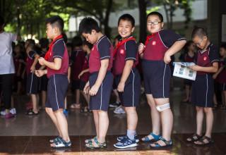 Тогда и сейчас: эволюция китайской школьной формы (ФОТО)