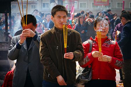 религия в Китае