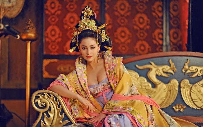 императрица китая фань бинбин