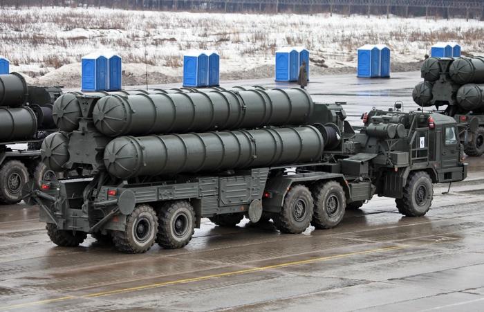 Ракетно-зенитный комплекс С-400. Фото: wikipedia.org