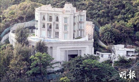 особняк Ли Кашина в Гонконге
