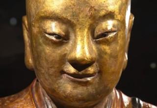Китайцы требуют вернуть статую Будды с монахом внутри на родину