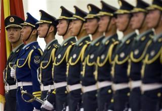 Более 100 китайских солдат примут участие в параде Победы в Москве