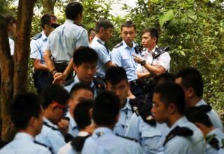 В Гонконге сотни полицейских ищут похитителей внучки миллиардера