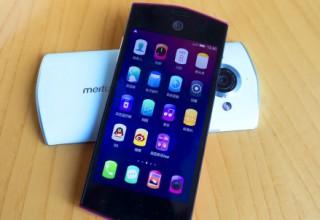 В Китае появился женский смартфон для селфи