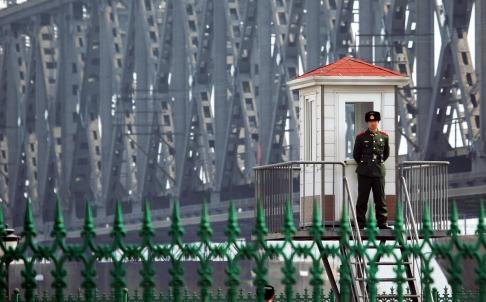 северные корейцы убивают китайцев