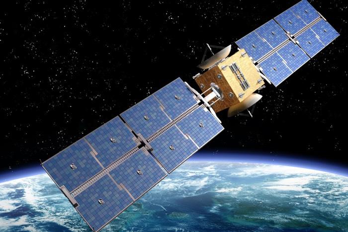 Китай спутник космос