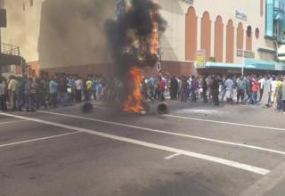 Китайцы закрывают магазины и рестораны в ЮАР из-за вспышки ксенофобии