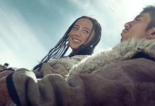 Прекрасные свадебные фото тибетской пары собирают лайки в китайском интернете