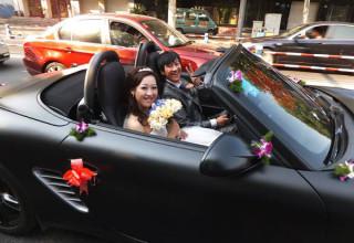 Исследование: молодые китайцы считают брак по расчету приемлемым