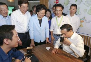 В Пекине появился «Премьерский кофе» за 33 юаня