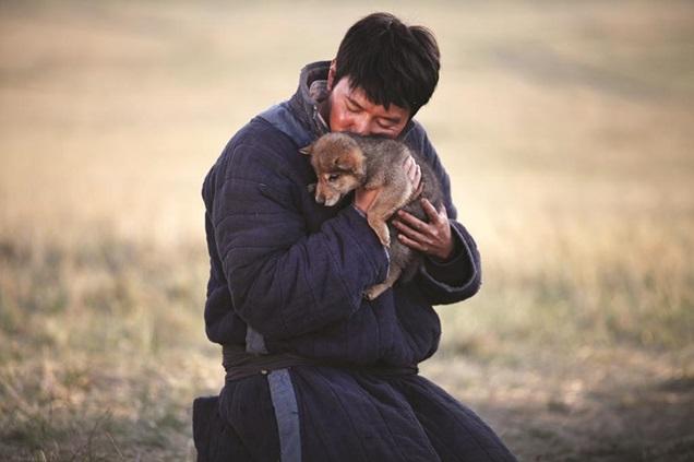 Тотем волка, китайское кино